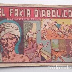 Tebeos: ORIGINAL ROBERTO ALCAZAR Y PEDRIN, EL FAKIR DIABOLICO, Nº 305.. Lote 262067060