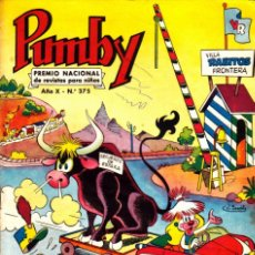 Tebeos: COMIC COLECCION PUMBY Nº 375. Lote 262184620