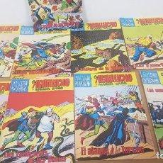 Tebeos: LOTE 9 COMICS EL AGUILUCHO POR MANUEL GAGO SELECCION AVENTURERA EDITORIAL VALENCIANA. Lote 262486440