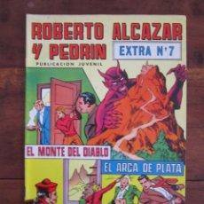 Tebeos: ROBERTO ALCAZAR Y PEDRIN EXTRA Nº 7 EDITORIAL VALENCIANA. Lote 262637270