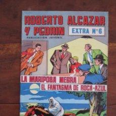Tebeos: ROBERTO ALCAZAR Y PEDRIN EXTRA Nº 6 EDITORIAL VALENCIANA. Lote 262637325
