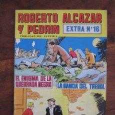 Tebeos: ROBERTO ALCAZAR Y PEDRIN EXTRA Nº 16 EDITORIAL VALENCIANA. Lote 262637620
