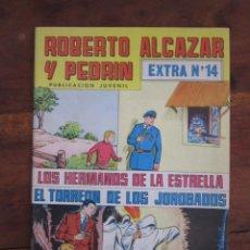 Tebeos: ROBERTO ALCAZAR Y PEDRIN EXTRA Nº 14 EDITORIAL VALENCIANA MBE. Lote 262637700