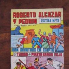 Tebeos: ROBERTO ALCAZAR Y PEDRIN EXTRA Nº 11 EDITORIAL VALENCIANA. Lote 262637845