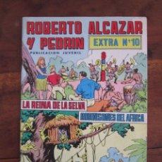 Tebeos: ROBERTO ALCAZAR Y PEDRIN EXTRA Nº 10 EDITORIAL VALENCIANA MBE. Lote 262637905