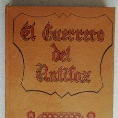Tebeos: COMIC EL GUERRERO DEL ANTIFAZ: TOMO Nº ? - EDITORIAL VALENCIANA, AÑO 1975 - LEER DESCRIPCION. Lote 262644880