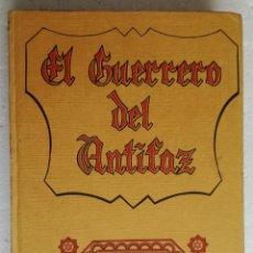 Tebeos: COMIC EL GUERRERO DEL ANTIFAZ: TOMO Nº 8 - EDITORIAL VALENCIANA, AÑO 1975 - LEER DESCRIPCION. Lote 262646405