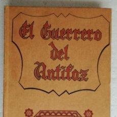 Tebeos: COMIC EL GUERRERO DEL ANTIFAZ: TOMO Nº 12 - EDITORIAL VALENCIANA, AÑO 1976. Lote 262647085
