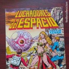 Tebeos: LUCHADORES DEL ESPACIO Nº 11 - LA SAGA DE LOS AZNAR - EXILIADOS DE LA TIERRA (M). Lote 262867690