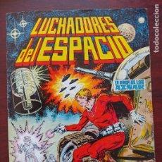 Tebeos: LUCHADORES DEL ESPACIO Nº 7 - LA SAGA DE LOS AZNAR - ESCUADRAS SIDERALES (M). Lote 262868290