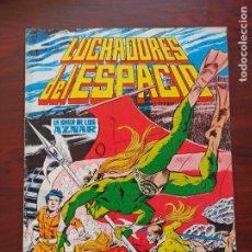 Tebeos: LUCHADORES DEL ESPACIO Nº 19 - LA SAGA DE LOS AZNAR - MARES TENEBROSOS (M). Lote 262870235