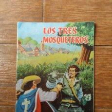 Tebeos: LOS TRES MOSQUETEROS - EDITORIAL VALENCIANA 1976 NUMERO MONOGRAFICO. Lote 263039805