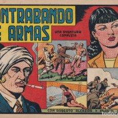 Tebeos: ROBERTO ALCAZAR Y PEDRIN : NUMERO 229 CONTRABANDO DE ARMAS , EDITORIAL VALENCIANA. Lote 263064935