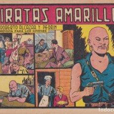 Tebeos: ROBERTO ALCAZAR Y PEDRIN : NUMERO 335 PIRATAS AMARILLOS , EDITORIAL VALENCIANA. Lote 263065310