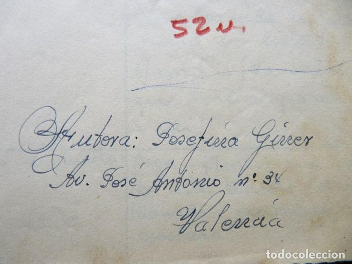 Tebeos: GUIÓN ORIGINAL DE JOSEFINA GINER, EDITORIAL VALENCIANA, AÑOS 50. ¡QUISO DÁRSELAS DE LISTO!, PUMBY - Foto 2 - 263244485
