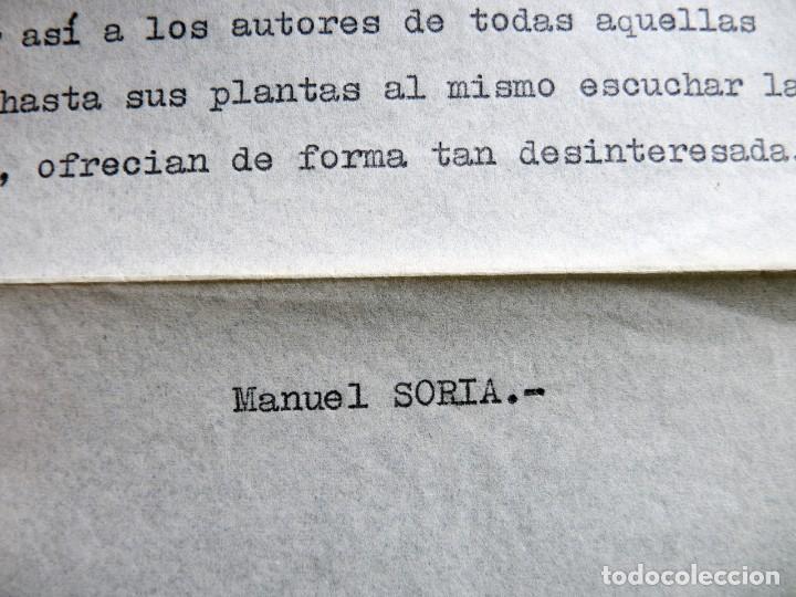 Tebeos: GUIÓN ORIGINAL DE MANUEL SORIA, EDITORIAL VALENCIANA, 1964. EL ORFEÓN DE LA BOMDADOSA SEÑORA RANA. P - Foto 3 - 263245185