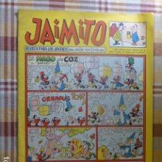 Tebeos: COMIC JAIMITO Nº 837 DE VALENCIANA. Lote 263256745