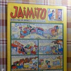 Tebeos: COMIC JAIMITO Nº 824 DE VALENCIANA. Lote 263256945