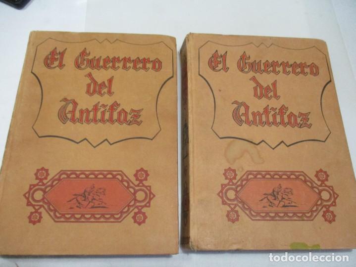 MANUEL GAGO EL GUERRERO DEL ANTIFAZ TOMOS II Y III W7198 (Tebeos y Comics - Valenciana - Guerrero del Antifaz)