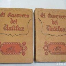 Tebeos: MANUEL GAGO EL GUERRERO DEL ANTIFAZ TOMOS II Y III W7198. Lote 265156594