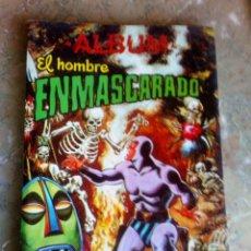 Tebeos: EL HOMBRE ENMASCARADO TOMO Nº 5 VALENCIANA. Lote 265530094
