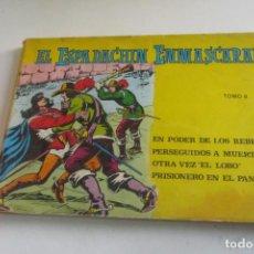 Tebeos: EL ESPADACHIN ENMASCARADO TOMO 8 VALENCIANA ARX103. Lote 266230338