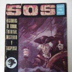 Livros de Banda Desenhada: COMIC SOS AÑO I Nº 18. Lote 266334573