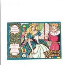 Livros de Banda Desenhada: ARCHIVO * CUENTOS EJEMPLARES INFANTILES * Nº 68 DE VALENCIANA 1955 *. Lote 266423618