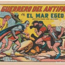 Tebeos: EL GUERRERO DEL ANTIFAZ. ORIGINAL. Nº 617. 2 PESETAS. Lote 266504098