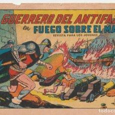 Tebeos: EL GUERRERO DEL ANTIFAZ. ORIGINAL. Nº 621. 2 PESETAS. Lote 266504648