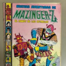 """Livros de Banda Desenhada: NUEVAS AVENTURAS DE MAZINGER-Z EL ROBOT DE LAS ESTRELLAS N 2""""¡NERON-N EL COLOSO!. Lote 266657003"""