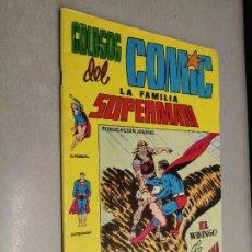 Tebeos: COLOSOS DEL CÓMIC LA FAMILIA SUPERMAN Nº 9 / VALENCIANA 1979. Lote 266720448