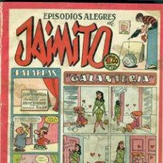 BDs: LOTE DE NUEVE EJEMPLARES DE JAIMITO DEL AÑO 1.948 ENCUADERNADOS. Lote 267322679