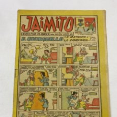 Tebeos: JAIMITO. REVISTA PARA LOS JOVENES. Nº 686. ED. VALENCIANA. Lote 267545149