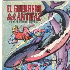 Tebeos: EL GUERRERO DEL ANTIFAZ. COLOR. Nº 45. Lote 267611024