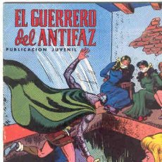 Tebeos: EL GUERRERO DEL ANTIFAZ. COLOR. Nº 43. Lote 267611049