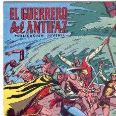 Tebeos: EL GUERRERO DEL ANTIFAZ. COLOR. Nº 57. Lote 267611089