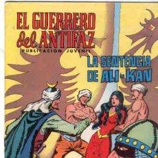 Tebeos: EL GUERRERO DEL ANTIFAZ. COLOR. Nº 101. Lote 267611129