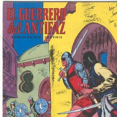 Tebeos: EL GUERRERO DEL ANTIFAZ. COLOR. Nº 37. Lote 267611224