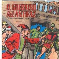 Tebeos: EL GUERRERO DEL ANTIFAZ. COLOR. Nº 87. Lote 267612014