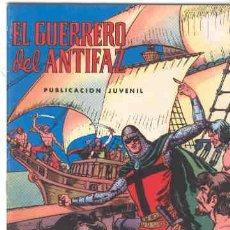 Tebeos: EL GUERRERO DEL ANTIFAZ. COLOR. Nº 51. Lote 267612149
