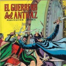 Tebeos: EL GUERRERO DEL ANTIFAZ. COLOR. Nº 132. Lote 267612174