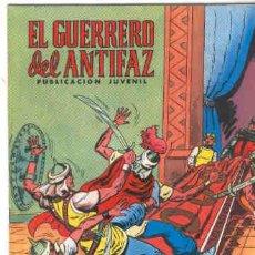 Tebeos: EL GUERRERO DEL ANTIFAZ. COLOR. Nº 109. Lote 267612229