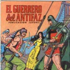 Tebeos: EL GUERRERO DEL ANTIFAZ. COLOR. Nº 81. Lote 267612274