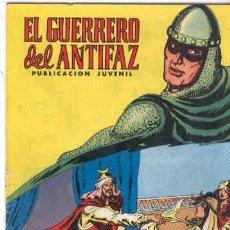 Tebeos: EL GUERRERO DEL ANTIFAZ. COLOR. Nº 92. Lote 267612339