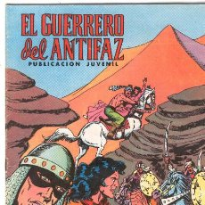 Tebeos: EL GUERRERO DEL ANTIFAZ. COLOR. Nº 127. Lote 267612614