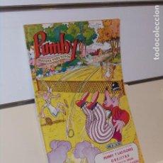 Tebeos: PUMBY AÑO III Nº 50 - VALENCIANA. Lote 267813324