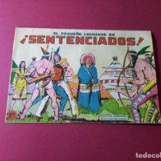 Tebeos: EL PEQUEÑO LUCHADOR Nº 27 ORIGINAL. Lote 267895089