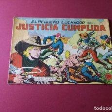 Tebeos: EL PEQUEÑO LUCHADOR Nº 35 ORIGINAL. Lote 267895194