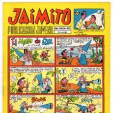 Tebeos: JAIMITO Nº 965 (VALENCIANA 1968) CON HEROES DEL DEPORTE (AMBROS).. Lote 267911384